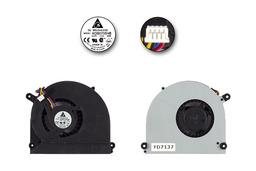 Asus K50 K50C laptop hűtő ventilátor