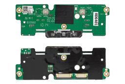 Asus K50IJ, K60 laptophoz használt touchpad gomb panel (69N0EJT10A01-01)