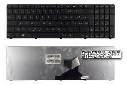 Asus K52JT, K54C, X54C gyári új magyarított fekete laptop billentyűzet (04GN0K1KGE00-3)