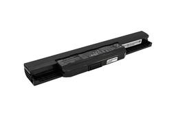 Asus A54 A54H laptop akkumulátor, gyári új, 6 cellás (5200mAh)