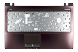 Asus K53E, K53S gyári új felső fedél touchpaddel, barna, 13GN3C4AM012-1