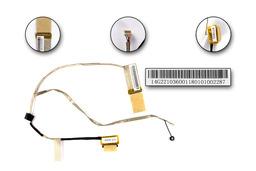 Asus K53E, K53SC, A53 laptophoz gyári új LCD kábel mikrofonnal, 14G221036001
