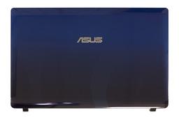 Asus K53E, K53SC, laptophoz gyári új kék LCD kijelző hátlap WiFi antennával, 13GN3C5AP010-2