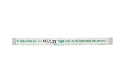 Asus K53E, K53SD, K53SC laptophoz gyári új touchpad kábel (14G12409012P, 14010-00022000)