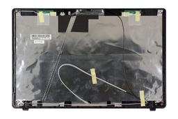 Asus K53SC, K53SD, K53SJ, K53E laptophoz gyári új LCD hátlap WiFi antennával, piros, 13GN3C6AP010-1