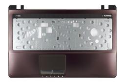 Asus K53SK-3D laptop Gyári új felső fedél, barna, 13GN7R4AM010-1