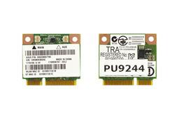 Asus K54L, K54LY, K84C laptophoz gyári új Mini PCI-e (half) WiFi 802.11B/G/N és Bluetooth 3.0 kártya, AR5B195, 04G030007180