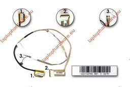 Asus K54L laptophoz használt LCD kábel mikrofonnal, 14G221047000
