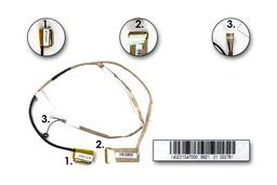 Asus K54L laptophoz gyári új LCD kábel mikrofonnal, 14G221047000