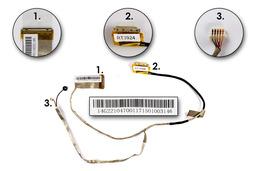 Asus K54L, X54C, X54L laptophoz használt LCD kábel mikrofonnal, 14G221047001