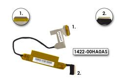 Asus K70, X70 laptophoz gyári új kijelző kábel,1422-00HA0AS