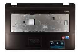 Asus K72F, K72JK, K72JR, laptophoz használt felső fedél touchpaddel, 13GNXH1AP031-1
