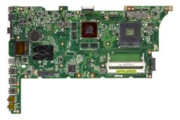 Asus K73SV gyári új laptop alaplap (Intel, Nvidia) (60-N5HMB2100-D03 K73SV)