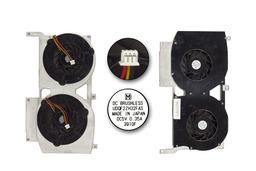 Asus L5, L5800C használt komplett laptop hűtő ventilátor egység (UDQF2ZH32FAS)