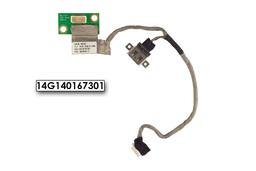 Asus M50 laptophoz használt USB panel kábellel, 14G140167301