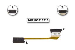 Asus M51 sorozat laptophoz használt LCD inverter Fly kábel, 14G100313710
