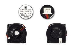 Asus M6000, M6A, M6V, M6VA gyári új laptop hűtő ventilátor (UDQFC50G3FAS)