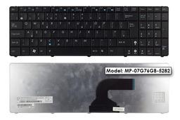 Asus M60J, M60VP gyári új UK angol Vista laptop billentyűzet (04GNTM1KUK00-2)
