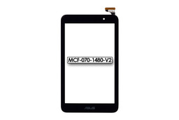 Érintő panel, touchscreen (7'') Asus MeMO Pad 7 (ME176CX) tablethez (MCF-070-1480-V2)