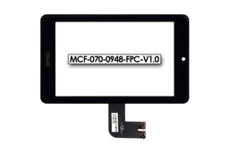 Érintő panel, touchscreen (7'') Asus MeMO Pad HD 7 (ME173X) tablethez (MCF-070-0948-FPC-V1.0)
