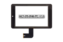 Érintő panel, touchscreen (7'') Asus MeMO Pad HD 7 (ME173X) tablethez (MCF-070-0948-FPC-V1.0)
