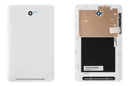 Asus MeMO Pad HD 7 (ME173X) gyári új fehér hátsó burkolat (13NK00B1AP0211, 13NK00B1AP0212)