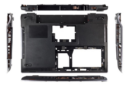 Asus N43SL, N43SM, N43SN laptophoz gyári új alsó fedél, 13GN1S1AP010-1