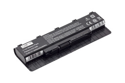 Asus N46VJ, N56JN helyettesítő új 6 cellás laptop akku/akkumulátor (A32-N56)