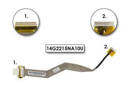 Asus N50VN, N50VC laptophoz gyári új LCD kábel, 14G2215NA10U