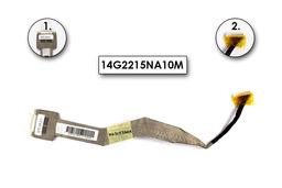 Asus N50VN, N50VC laptophoz használt LCD kábel, 14G2215NA10M