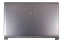 Asus N53J, N53S sorozatú laptophoz használt LCD hátlap WiFi antennával, 13GNZT1AM010-1