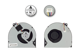 Asus N55 gyári új laptop hűtő ventilátor, KSB06105HB-BB29