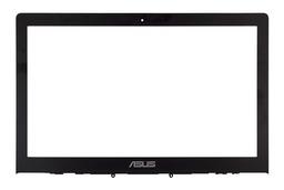 Asus N550JV-1A laptop gyári új LCD kijelző keret, 13NB00K1AP0101