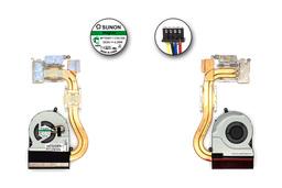 Asus N551JM, G551JM gyári új komplett laptop hűtés (13NB06R1AM0311, 13NB06R1AM0301)