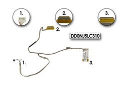 Asus N55SF laptophoz használt LCD kijelző kábel, DD0NJ5LC310