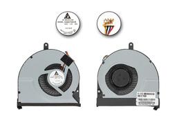Asus N56, N76 sorozathoz gyári új laptop hűtő ventilátor (KSB0705HB, BK99)