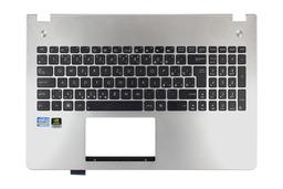 Asus N56V gyári új magyar laptop felső fedél és billentyűzet (13GN9J1AM020)