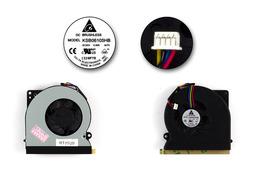 ASUS N61, N61V, N61JV, N61JQ, N61VG gyári új laptop hűtő ventilátor (KSB06105HB)