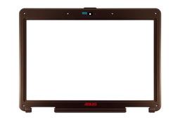Asus N80VM, N80VN laptophoz gyári új barna LCD keret, 13GNRH4AP021-3