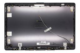 Asus S551LA, S551LB, K551LB használt laptop LCD kijelző hátlap (touchscreen nélküli modellekhez) (90NB0262-R7A010, 13NB0262AM0101)