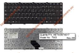 Asus S96, Z96, Philips X54, X58, X71, X72, Dell Inspiron 1427 használt angol laptop billentyűzet (AETW3STE013)