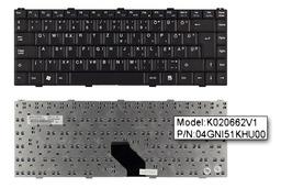 Asus S96, Z96, Philips X54, X58, X71, X72 gyári új magyar laptop billentyűzet (K020662V1)
