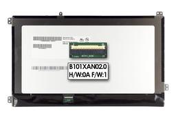 Gyári új fényes 10.1'' (1366x768) LED laptop Slim kijelző (csatlakozó: 39 pin - bal)
