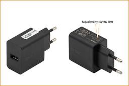 Asus Transformer 5V 2A 10W gyári új kábel nélküli tablet töltő, 10W5V,  0A001-00354000, AD2037020