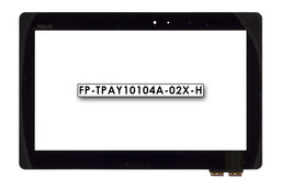 Érintő panel, touchscreen Asus Transformer Book T100TA tablethez (10104A-02X, FP-TPAY10104A-02X-H)