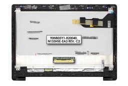 Asus Transformer Book TP300LA, TP300LD, TP300LJ gyári új laptop LCD kijelző modul (13.3'' FHD 1920x1080) (90NB05Y1-R20040, N133HSE-EA3 Rev. C2)