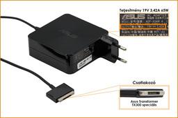 Asus Transformer Book TX300CA 19V 3,42A 65W gyári új laptop töltő, 0A001-00042700