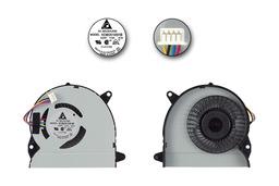 ASUS U32U, U82U gyári új laptop hűtő ventilátor, KDB05105HB-BJ23