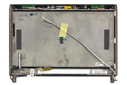 Asus U36JC, U36SD, U36SG használt fekete laptop kijelző hátlap LCD kábellel és webkamerával (13GN181AM040-1)