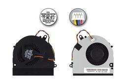 Asus U41 és MSI CX640 laptophoz gyári új hűtő ventilátor, 13N0-ZGP0101, DFS531005PL0T, KSB06105HB